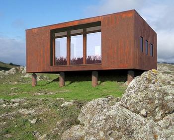 Egy modern mobilház