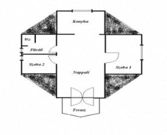 Kereszt alakú alaprajz