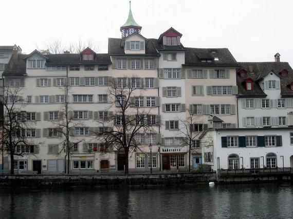 spaletták Zürich